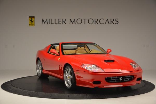 Used 2005 Ferrari Superamerica 6-Speed Manual for sale Sold at Alfa Romeo of Greenwich in Greenwich CT 06830 11