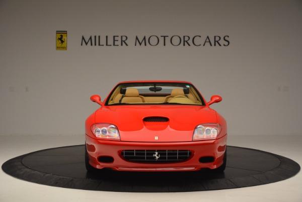 Used 2005 Ferrari Superamerica 6-Speed Manual for sale Sold at Alfa Romeo of Greenwich in Greenwich CT 06830 12