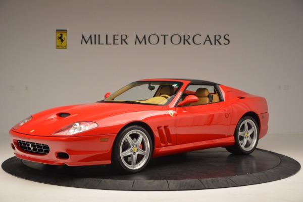 Used 2005 Ferrari Superamerica 6-Speed Manual for sale Sold at Alfa Romeo of Greenwich in Greenwich CT 06830 14