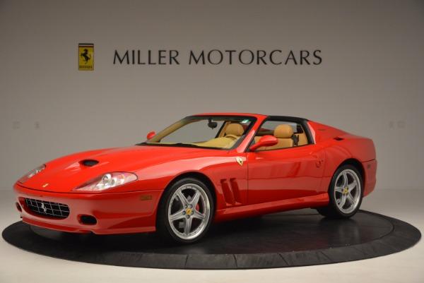 Used 2005 Ferrari Superamerica 6-Speed Manual for sale Sold at Alfa Romeo of Greenwich in Greenwich CT 06830 2
