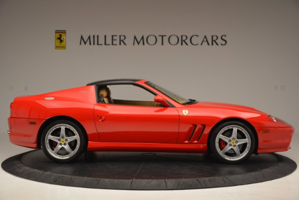 Used 2005 Ferrari Superamerica 6-Speed Manual for sale Sold at Alfa Romeo of Greenwich in Greenwich CT 06830 21