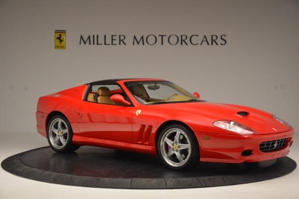 Used 2005 Ferrari Superamerica 6-Speed Manual for sale Sold at Alfa Romeo of Greenwich in Greenwich CT 06830 22