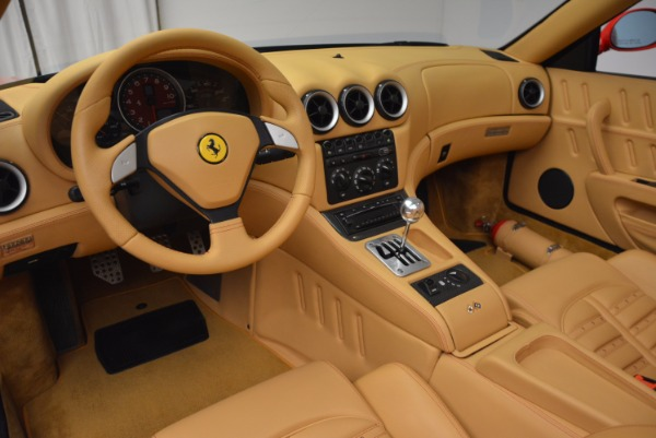 Used 2005 Ferrari Superamerica 6-Speed Manual for sale Sold at Alfa Romeo of Greenwich in Greenwich CT 06830 25