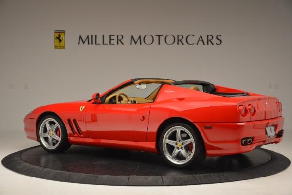 Used 2005 Ferrari Superamerica 6-Speed Manual for sale Sold at Alfa Romeo of Greenwich in Greenwich CT 06830 4