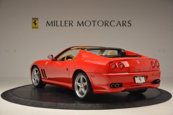 Used 2005 Ferrari Superamerica 6-Speed Manual for sale Sold at Alfa Romeo of Greenwich in Greenwich CT 06830 5