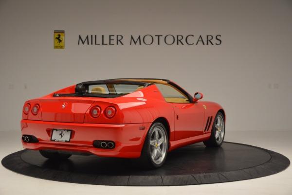 Used 2005 Ferrari Superamerica 6-Speed Manual for sale Sold at Alfa Romeo of Greenwich in Greenwich CT 06830 7