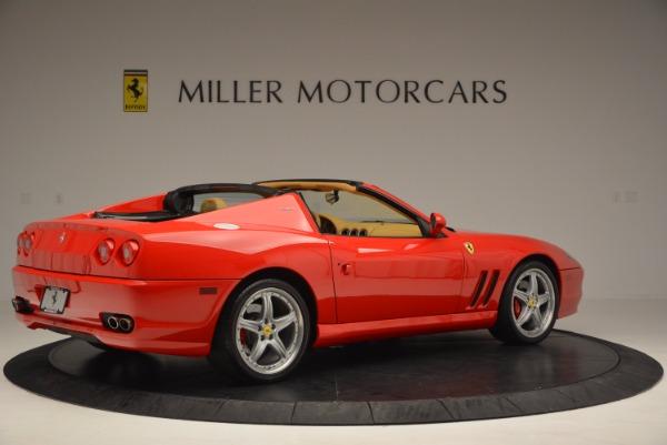 Used 2005 Ferrari Superamerica 6-Speed Manual for sale Sold at Alfa Romeo of Greenwich in Greenwich CT 06830 8