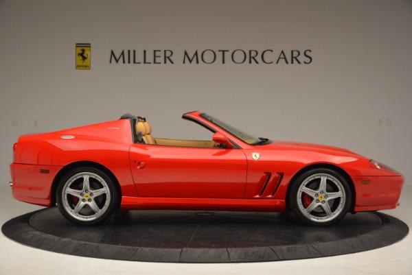 Used 2005 Ferrari Superamerica 6-Speed Manual for sale Sold at Alfa Romeo of Greenwich in Greenwich CT 06830 9