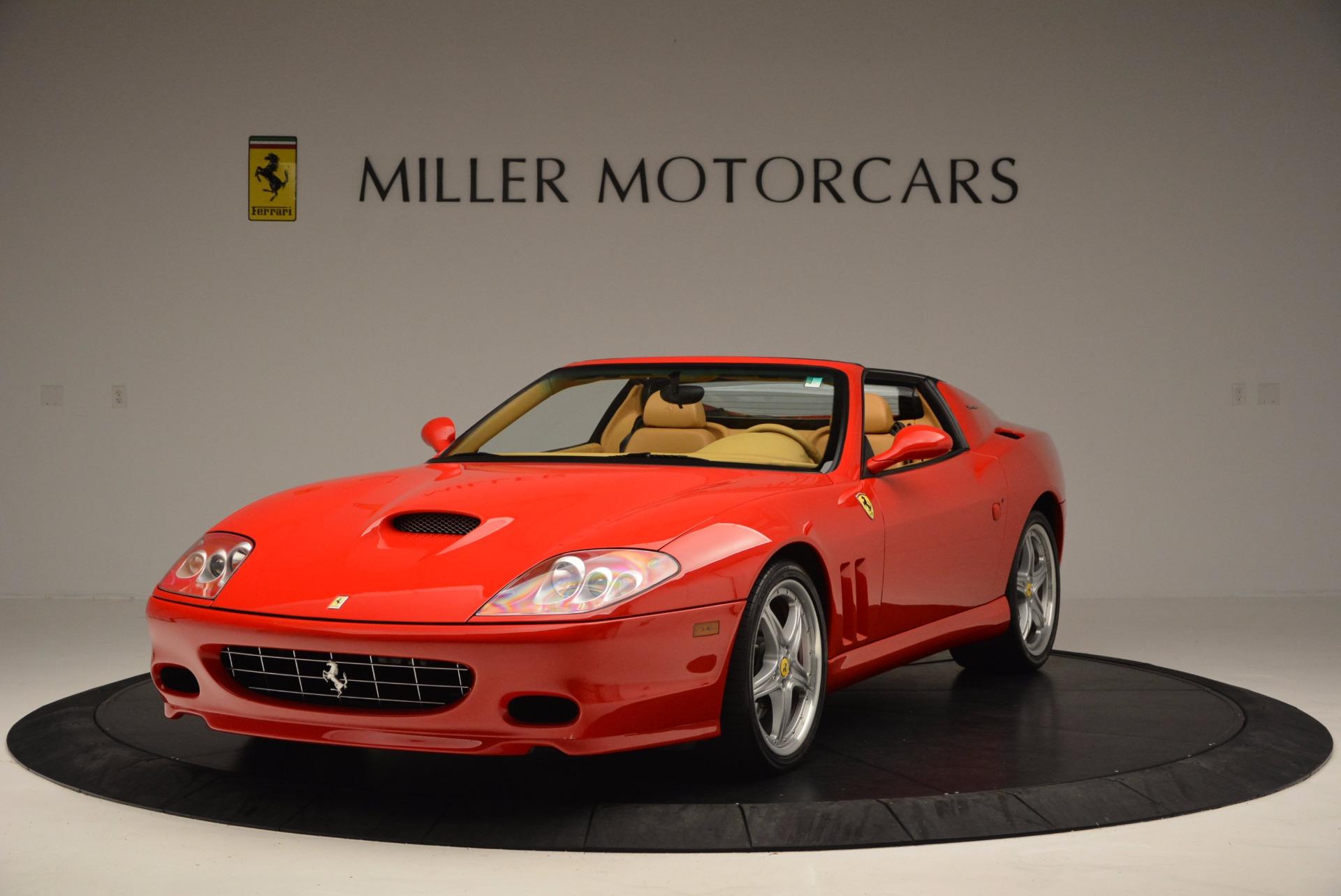 Used 2005 Ferrari Superamerica 6-Speed Manual for sale Sold at Alfa Romeo of Greenwich in Greenwich CT 06830 1