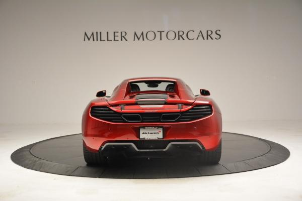 Used 2013 McLaren 12C Spider for sale Sold at Alfa Romeo of Greenwich in Greenwich CT 06830 17