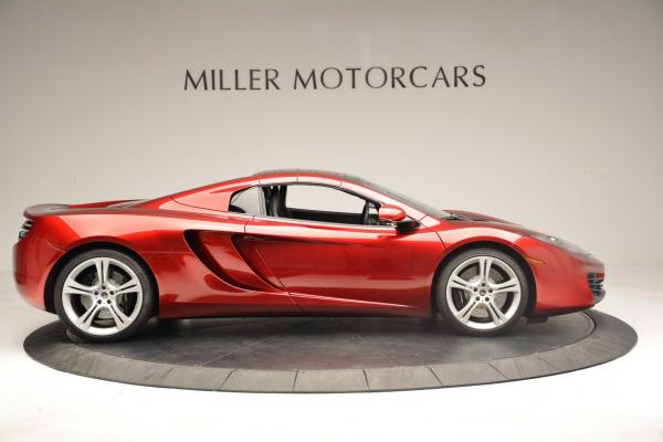 Used 2013 McLaren 12C Spider for sale Sold at Alfa Romeo of Greenwich in Greenwich CT 06830 19
