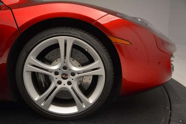 Used 2013 McLaren 12C Spider for sale Sold at Alfa Romeo of Greenwich in Greenwich CT 06830 28