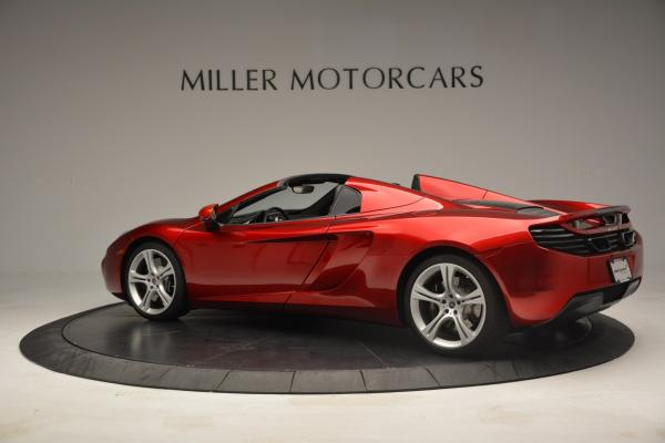Used 2013 McLaren 12C Spider for sale Sold at Alfa Romeo of Greenwich in Greenwich CT 06830 4
