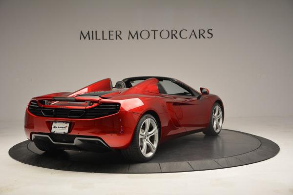 Used 2013 McLaren 12C Spider for sale Sold at Alfa Romeo of Greenwich in Greenwich CT 06830 7