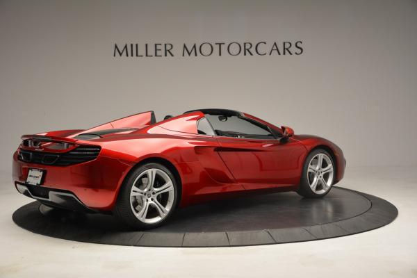 Used 2013 McLaren 12C Spider for sale Sold at Alfa Romeo of Greenwich in Greenwich CT 06830 8