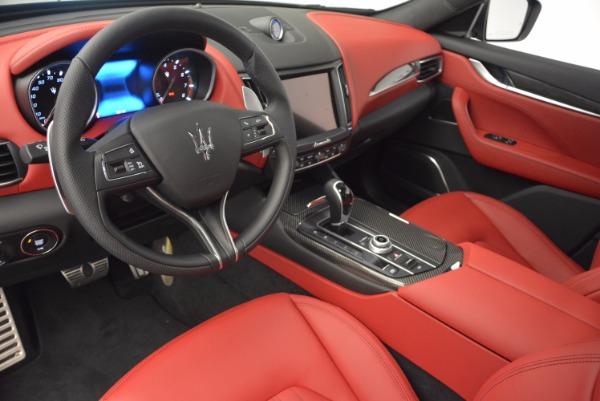Used 2017 Maserati Levante S Q4 for sale Sold at Alfa Romeo of Greenwich in Greenwich CT 06830 13