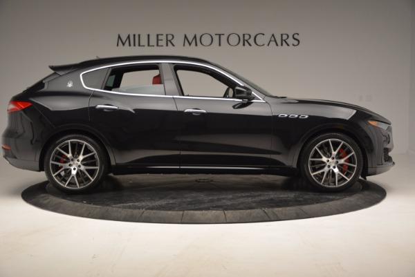 Used 2017 Maserati Levante S Q4 for sale Sold at Alfa Romeo of Greenwich in Greenwich CT 06830 9