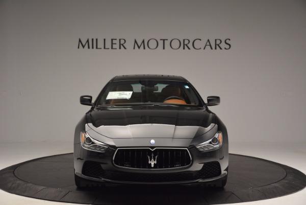 Used 2017 Maserati Ghibli S Q4 for sale Sold at Alfa Romeo of Greenwich in Greenwich CT 06830 12