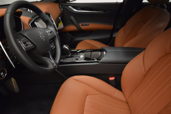 New 2017 Maserati Ghibli S Q4 for sale Sold at Alfa Romeo of Greenwich in Greenwich CT 06830 14