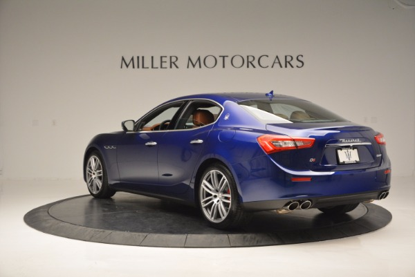 New 2017 Maserati Ghibli S Q4 for sale Sold at Alfa Romeo of Greenwich in Greenwich CT 06830 5