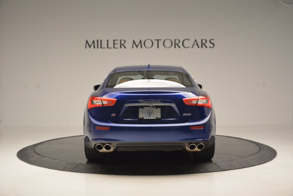 New 2017 Maserati Ghibli S Q4 for sale Sold at Alfa Romeo of Greenwich in Greenwich CT 06830 6