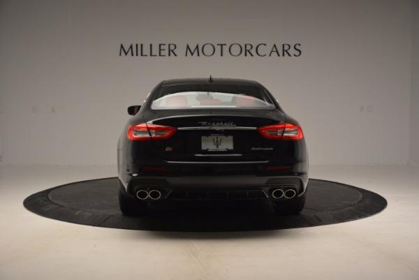 New 2017 Maserati Quattroporte S Q4 GranSport for sale Sold at Alfa Romeo of Greenwich in Greenwich CT 06830 6