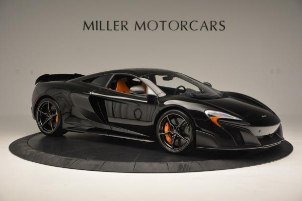 Used 2016 McLaren 675LT for sale Sold at Alfa Romeo of Greenwich in Greenwich CT 06830 10
