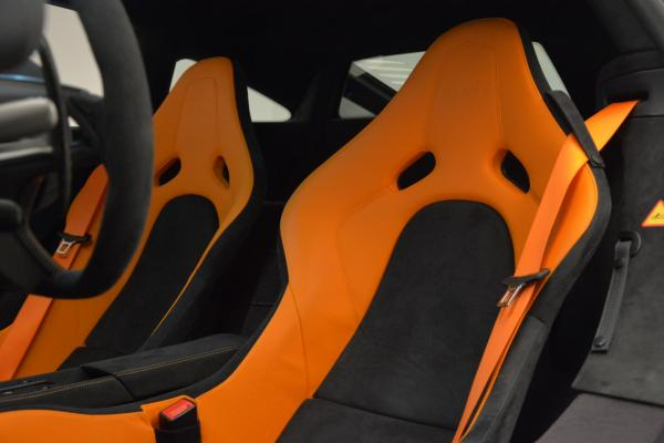 Used 2016 McLaren 675LT for sale Sold at Alfa Romeo of Greenwich in Greenwich CT 06830 17