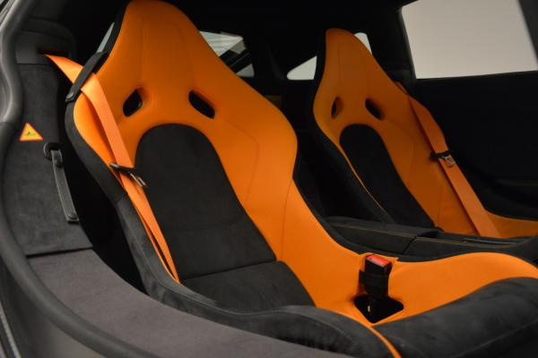 Used 2016 McLaren 675LT for sale Sold at Alfa Romeo of Greenwich in Greenwich CT 06830 20