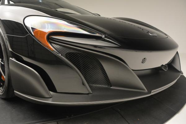 Used 2016 McLaren 675LT for sale Sold at Alfa Romeo of Greenwich in Greenwich CT 06830 21