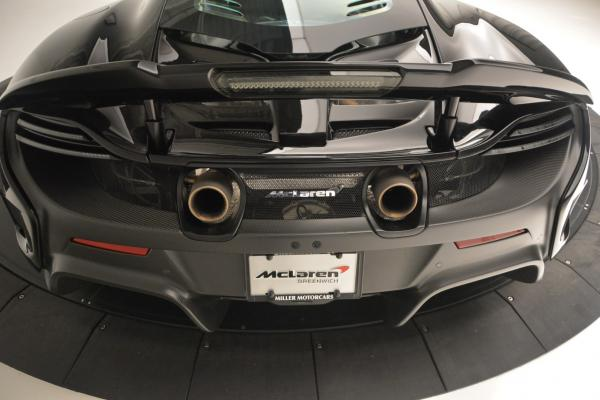 Used 2016 McLaren 675LT for sale Sold at Alfa Romeo of Greenwich in Greenwich CT 06830 28