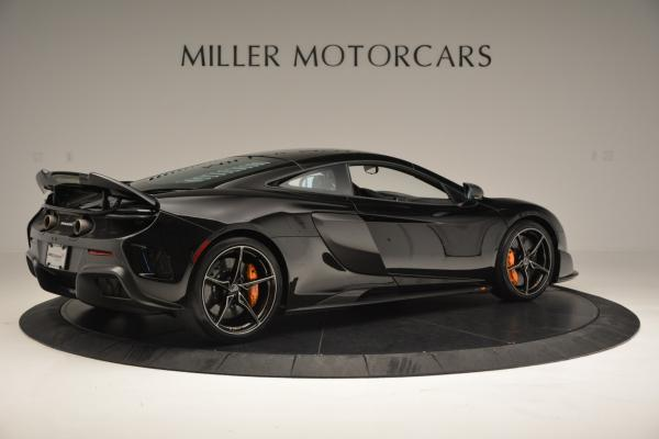 Used 2016 McLaren 675LT for sale Sold at Alfa Romeo of Greenwich in Greenwich CT 06830 8