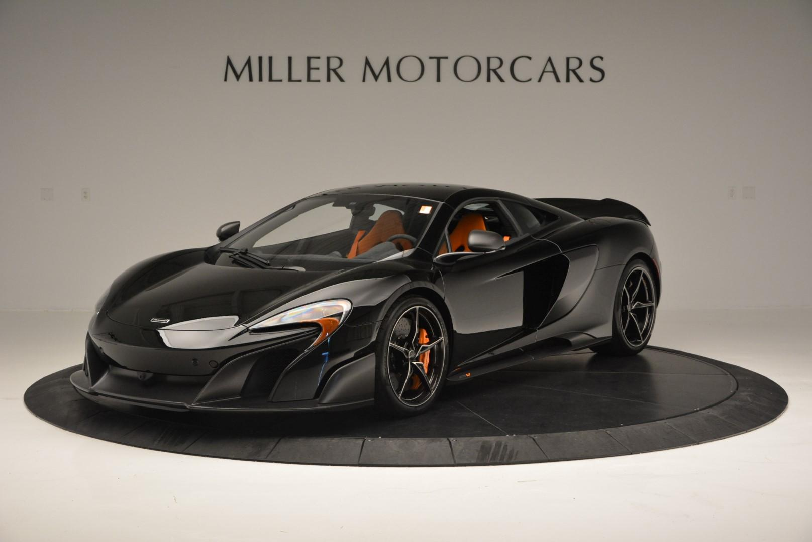 Used 2016 McLaren 675LT for sale Sold at Alfa Romeo of Greenwich in Greenwich CT 06830 1