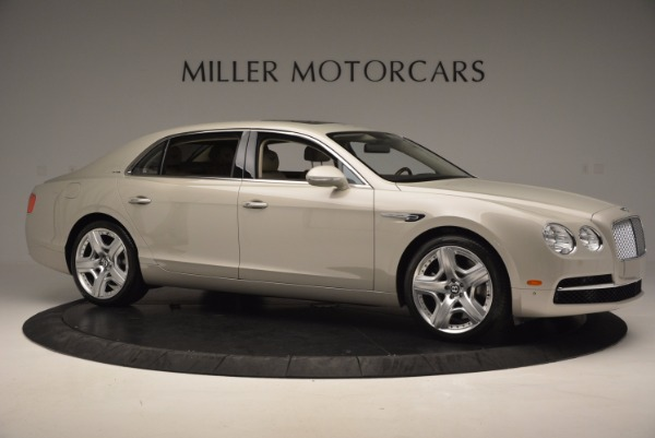 Used 2015 Bentley Flying Spur W12 for sale Sold at Alfa Romeo of Greenwich in Greenwich CT 06830 10