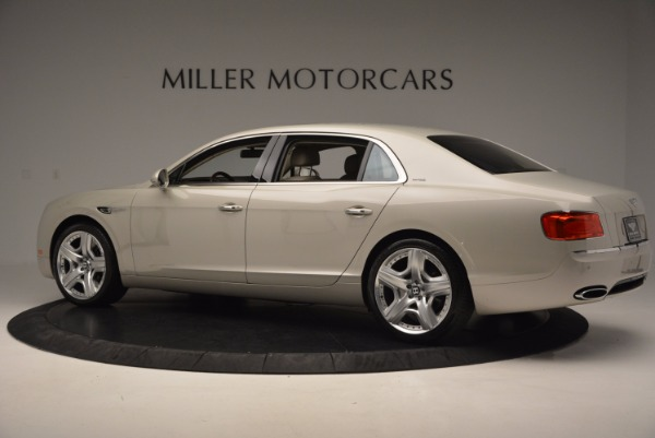 Used 2015 Bentley Flying Spur W12 for sale Sold at Alfa Romeo of Greenwich in Greenwich CT 06830 4