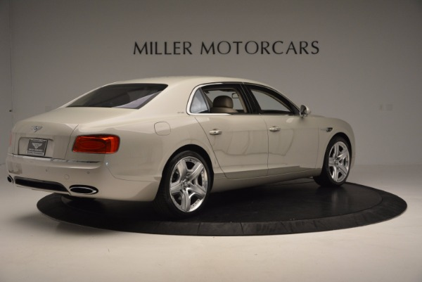 Used 2015 Bentley Flying Spur W12 for sale Sold at Alfa Romeo of Greenwich in Greenwich CT 06830 8