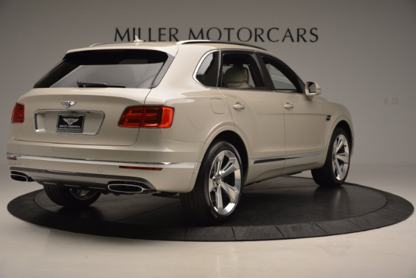 Used 2017 Bentley Bentayga for sale Sold at Alfa Romeo of Greenwich in Greenwich CT 06830 6