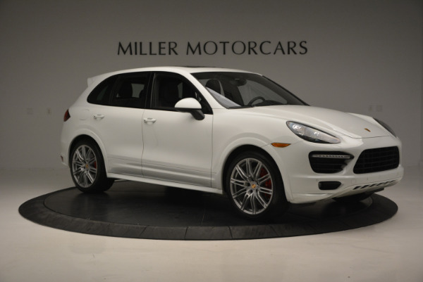 Used 2014 Porsche Cayenne GTS for sale Sold at Alfa Romeo of Greenwich in Greenwich CT 06830 10