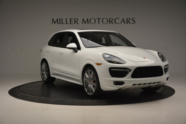 Used 2014 Porsche Cayenne GTS for sale Sold at Alfa Romeo of Greenwich in Greenwich CT 06830 11