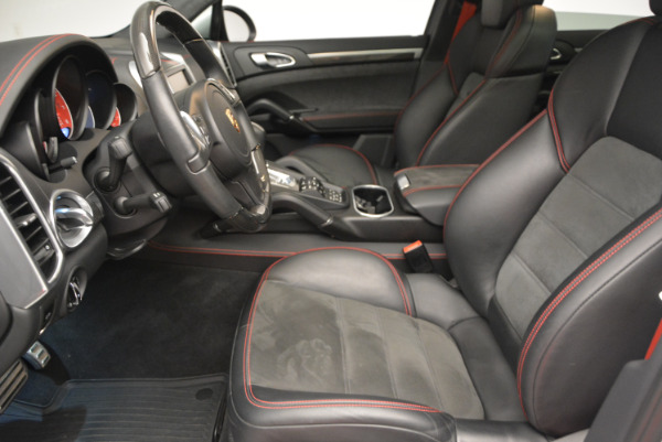 Used 2014 Porsche Cayenne GTS for sale Sold at Alfa Romeo of Greenwich in Greenwich CT 06830 16