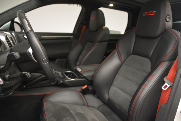 Used 2014 Porsche Cayenne GTS for sale Sold at Alfa Romeo of Greenwich in Greenwich CT 06830 17