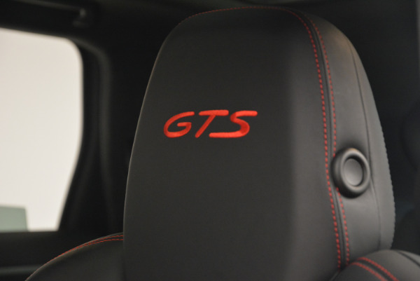 Used 2014 Porsche Cayenne GTS for sale Sold at Alfa Romeo of Greenwich in Greenwich CT 06830 18