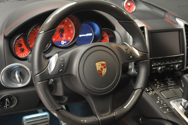 Used 2014 Porsche Cayenne GTS for sale Sold at Alfa Romeo of Greenwich in Greenwich CT 06830 19