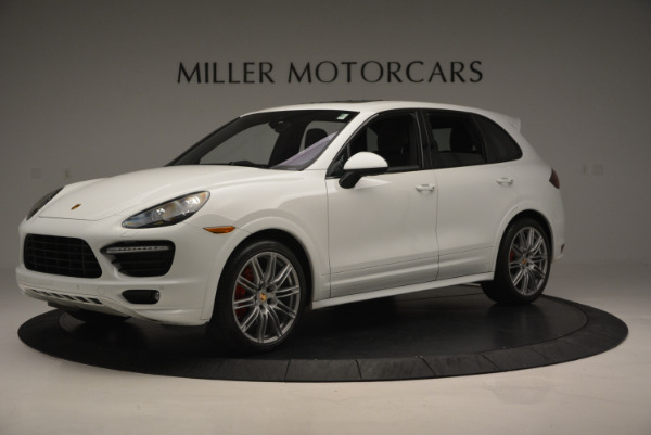 Used 2014 Porsche Cayenne GTS for sale Sold at Alfa Romeo of Greenwich in Greenwich CT 06830 2