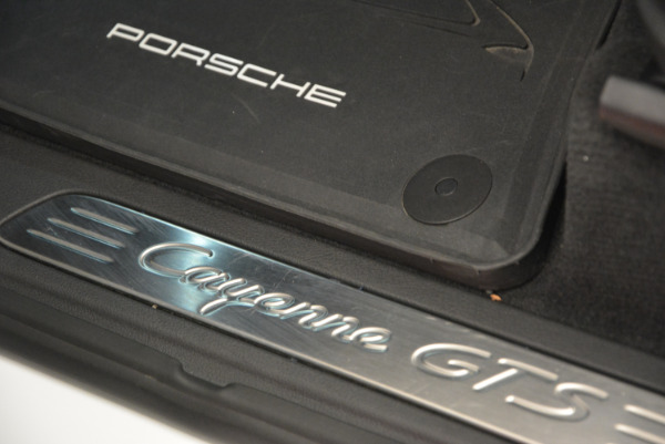 Used 2014 Porsche Cayenne GTS for sale Sold at Alfa Romeo of Greenwich in Greenwich CT 06830 21