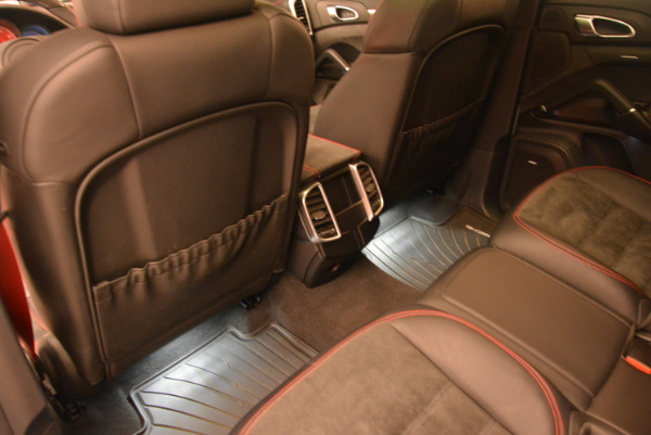 Used 2014 Porsche Cayenne GTS for sale Sold at Alfa Romeo of Greenwich in Greenwich CT 06830 22