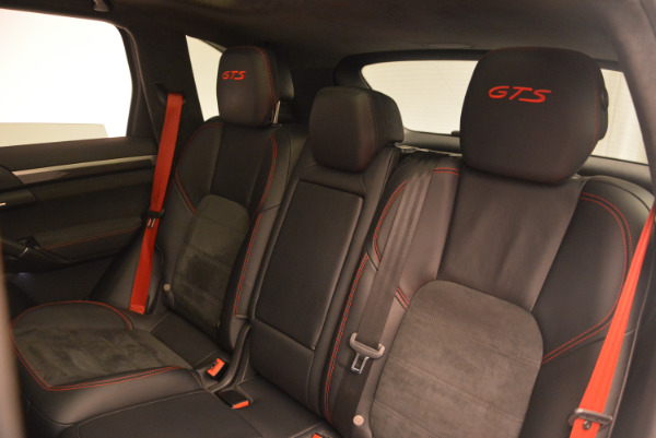 Used 2014 Porsche Cayenne GTS for sale Sold at Alfa Romeo of Greenwich in Greenwich CT 06830 24