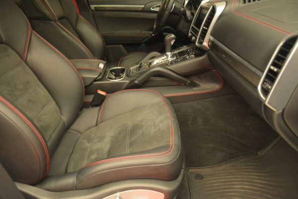 Used 2014 Porsche Cayenne GTS for sale Sold at Alfa Romeo of Greenwich in Greenwich CT 06830 26