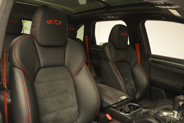 Used 2014 Porsche Cayenne GTS for sale Sold at Alfa Romeo of Greenwich in Greenwich CT 06830 27