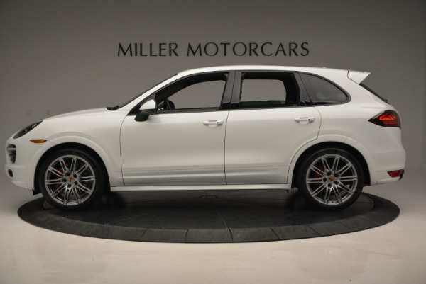 Used 2014 Porsche Cayenne GTS for sale Sold at Alfa Romeo of Greenwich in Greenwich CT 06830 3